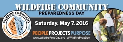 National Wildfire Community Preparedness Day
